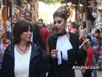 أول زيارة لفنانين مصريين إلى سوريا بعد الأزمة