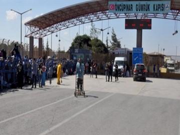 عودة 15 ألف لاجئ سوري من تركيا خلال ثمانية ايام