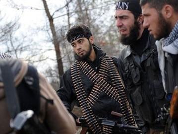 التنظيمات المقاتلة السورية تجتمع في الأردن