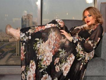 """الممثلة الكويتية """" مي العيدان """" تشتم المغرب والأرن ... وتدعي قائلة : اللهم اجعل فلسطين دوما محتلة الى يوم الحساب !!"""