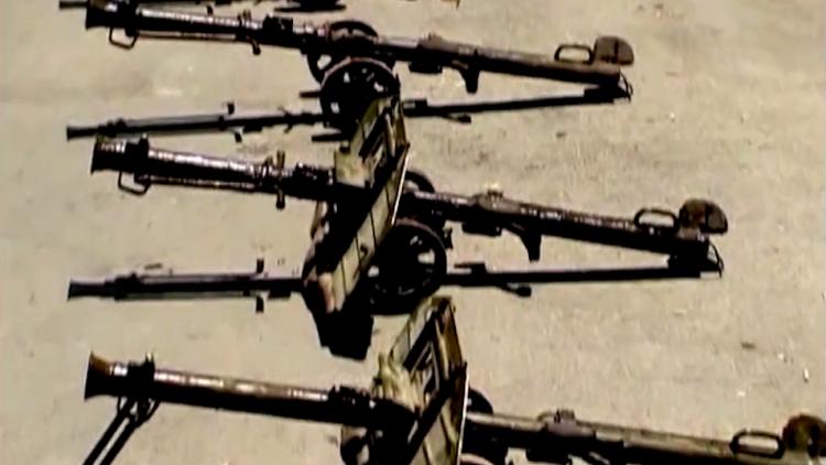 وزارة الدفاع السورية تنشر فيديو بشأن توريد السعودية سلاحا ...