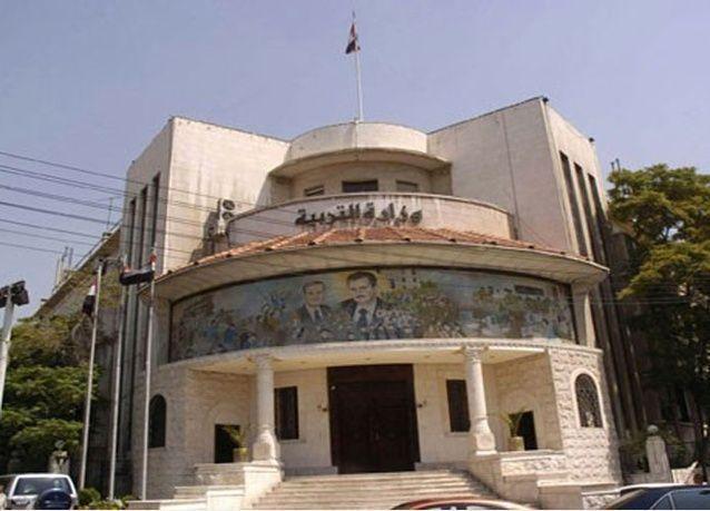 وزارة التربية السورية : تعيين الناجحين في مسابقة المدرسين سيستمر - موقع  عربي أمريكي