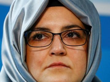 خديجة جنكيز تعلق على قرار المحكمة السعودية في قضية خاشقجي موقع عربي أمريكي