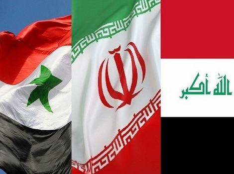 جاده خاکی ایران، از عراق تا سوریه؟